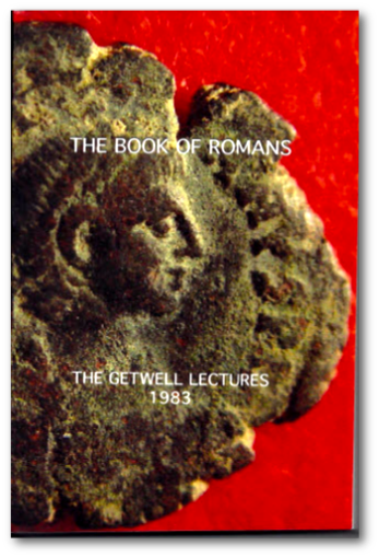 THE SPIRITUAL SWORD LECTURESHIP BOOK 1983: The Book of Romans