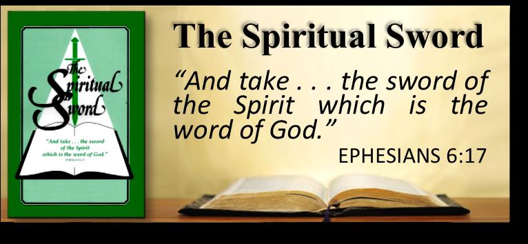 The Spiritual Sword