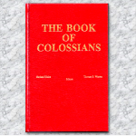 3COLLOSSIANS